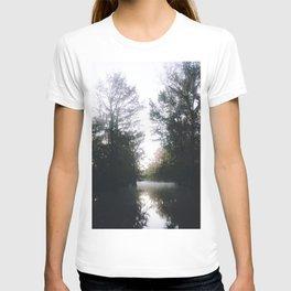 Moody Texas Swamp  T-shirt