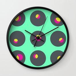 D_GRAU Wall Clock