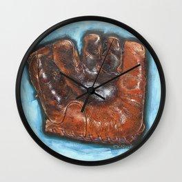 604 Splitfinger Wall Clock