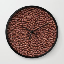 Peanuts. Background. Wall Clock