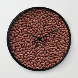 Peanuts. Background. Wall Clock