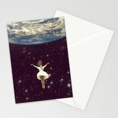 Let It All Go Stationery Cards
