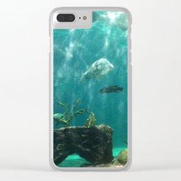 Aquarium Clear iPhone Case