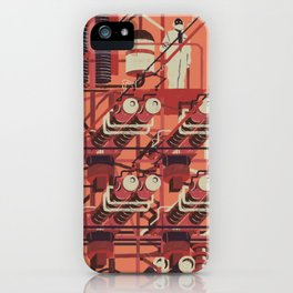 SKINWALKER Art 3 iPhone Case