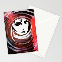 Relationship in peril Stationery Cards