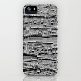 Eau longue iPhone Case
