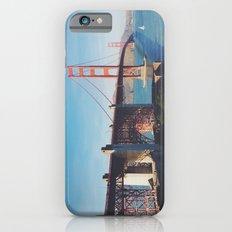Golden Gate Bridge.  Slim Case iPhone 6s