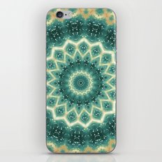 floral motif iPhone & iPod Skin