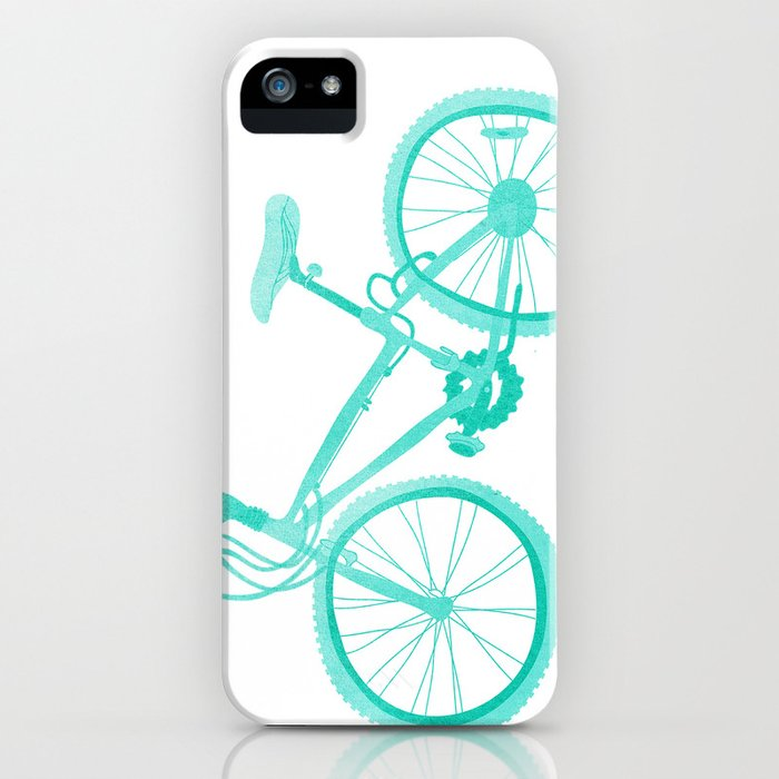 No Mountain Bike Love? iPhone Case