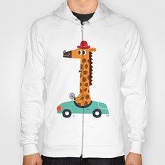 giraffe driver Hoody