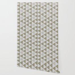 Great Triangle Pattern Wallpaper