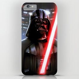 Lord Vader iPhone Case