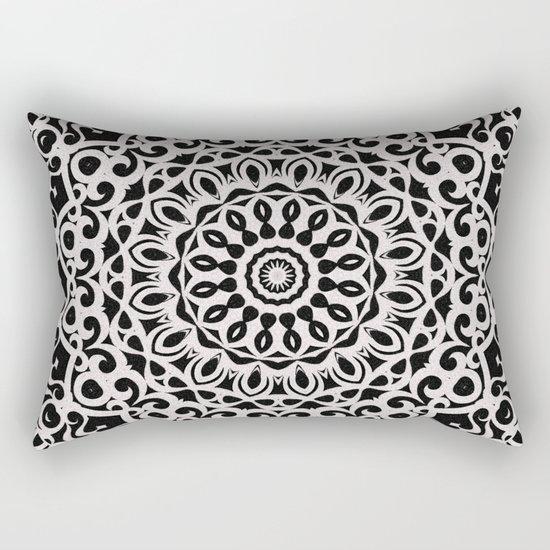 Tribal Mandala G385 Rectangular Pillow