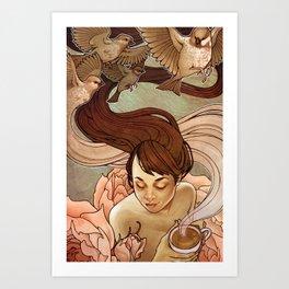 Avis Art Print