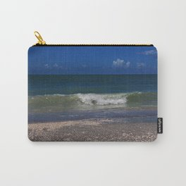 Hitched a Ride on a Wave Carry-All Pouch