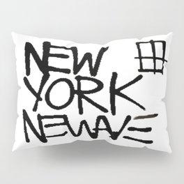 Basquiat New York New Wave Pillow Sham
