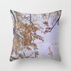 autumn dreams Throw Pillow
