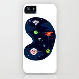 Overworld: Space iPhone Case