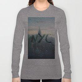 Rainy Day in NYC Long Sleeve T-shirt