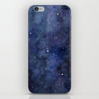 picard iPhone & iPod Skins featuring The Final Frontier  by Olechka