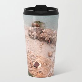 Ibiza, Cala Salada Travel Mug