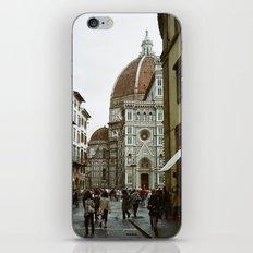 DUOMO III iPhone & iPod Skin