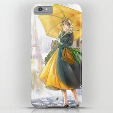bonjour paris! Slim Case iPhone 6 Plus