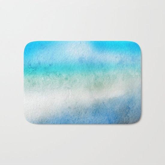 Tropical sea #7 Bath Mat