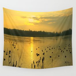 Moment Wall Tapestry