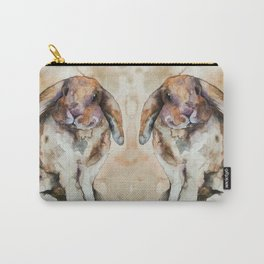 BUNNY #1 Carry-All Pouch