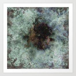 Decomposed Emotion Art Print