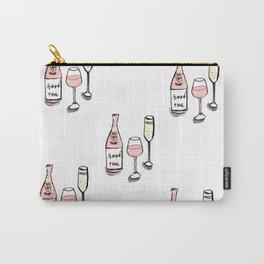 PATTERN II Rosé & Sparkling Wine Carry-All Pouch