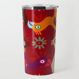 Paracas Pop II Travel Mug