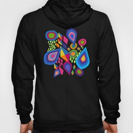 Pointed Conversation  Hoody