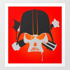 Your Resistance is Futile Art Print