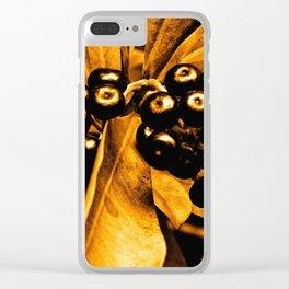 Olapalapa Clear iPhone Case