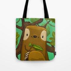 Sally the Sloth Tote Bag