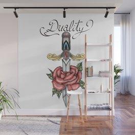 Duality Wall Mural