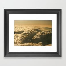 like a dream Framed Art Print