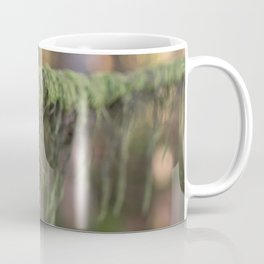 Moss on a branch Coffee Mug