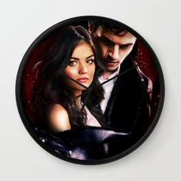 Pretty Little Liars Wall Clock