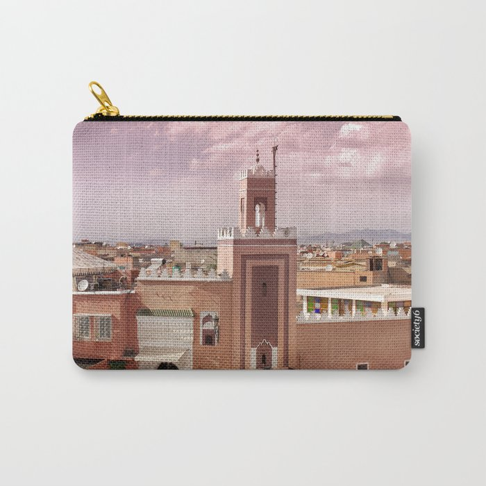 Fantastic Marrakech Carry-All Pouch