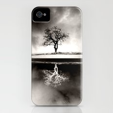 SOLITARY REFLECTION iPhone (4, 4s) Slim Case