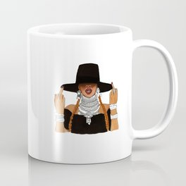 Queen Bey Formation Lemonade Coffee Mug