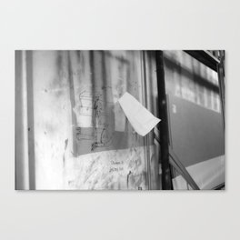 Rivington St Canvas Print