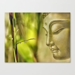 Buddha (3) Canvas Print