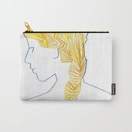 Sewing Portrait 1 Carry-All Pouch