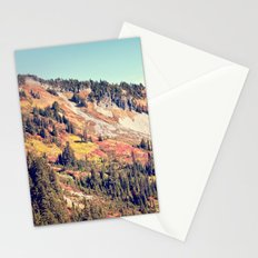 Fall Mountain Stationery Cards