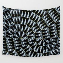 Triple Ts Fractal Wall Tapestry