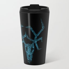 Wendigo ice blue Travel Mug